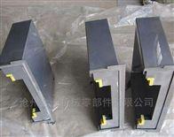 温州机床钢板伸缩导轨耐高温防护罩