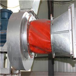 风机防震动耐磨帆布软连接厂家价格