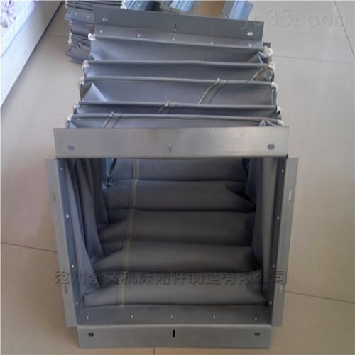 耐酸碱硅胶布通风口软连接厂家供应价