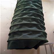 钢丝骨架耐温帆布风道口软连接供应价