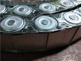 供应钢厂用金属钢铝油管拖链