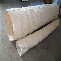 包头帆布耐磨除尘伸缩布袋批发价