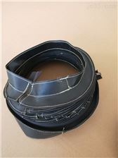 伸缩帆布耐高温缝合油缸防护罩