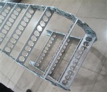 生产厂家山东通达穿线钢制拖链质量好