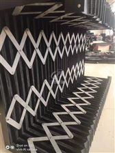 机床风琴式伸缩防尘罩材质加工