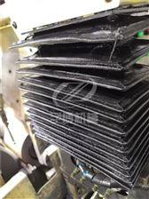柔性风琴式伸缩导轨防护罩工艺