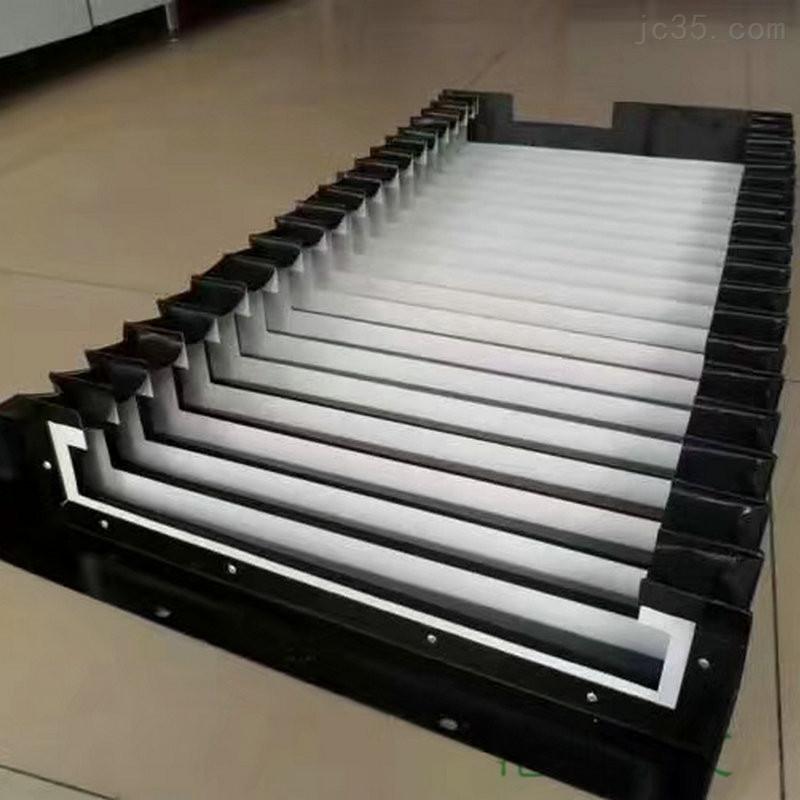 方形防腐蚀风琴防护罩河北优质厂家
