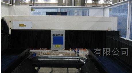 通快二手翻新激光切割机(二氧化碳激光机)