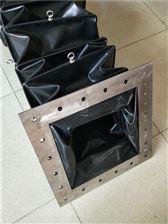 耐高温风机帆布软连接生产加工