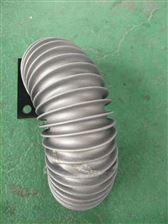 自定榆林耐高温风机口硅胶布通风伸缩软管