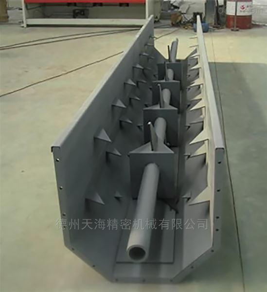 制造步进式排屑机