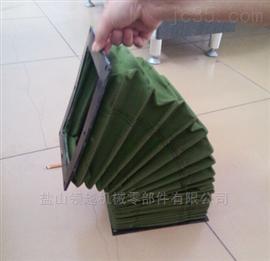 帆布包装机耐温除尘伸缩软连接产品应用领域