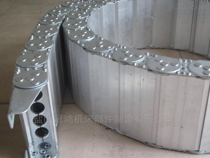 潮州钢制拖链价格