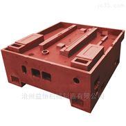 ht250-乐虎国际易胜博网站平台铸件,落地镗床立车床身铸件 树脂砂机床铸件