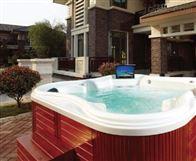 水疗spa泳池成套设备
