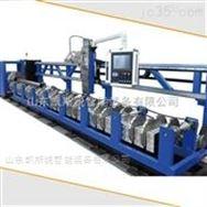 KR-XG滚床式大管径管材相贯线切割机
