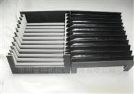 耐高温风琴导轨式帆布方形防护罩