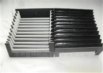 直线导轨耐高温防水风琴帆布防护罩