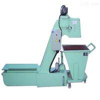 数控设备废料←排屑机