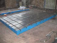 拼单走量价高强度2.5x4米铸铁试验平台直销