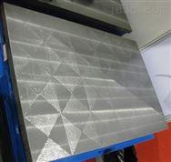 高强度铸铁T型槽平台批发价2x5铸铁平台现货