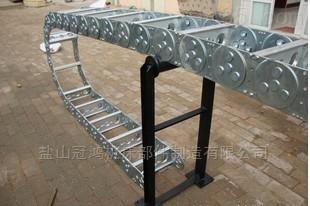 封闭式钢铝拖链