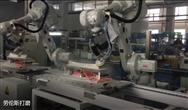 机器人自动化打磨工作站