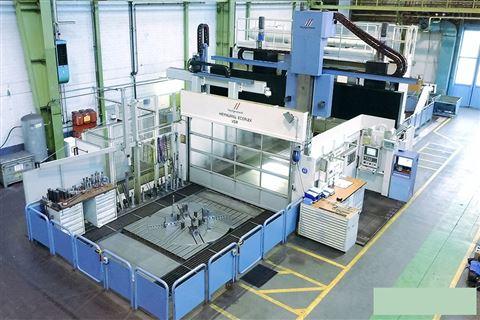 德国黑里根斯塔ECOFLEX 5轴联动加工中心