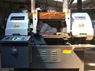可旋转45度小型转角锯床方钢铝材切割机床