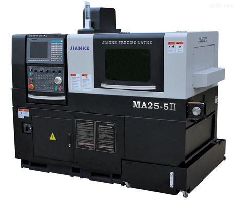 MA25-5雙主軸數控走心機