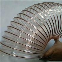 江苏pu镀铜钢丝伸缩管直径200