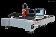 敞开式500W光纤激光切割机钣金加工机械