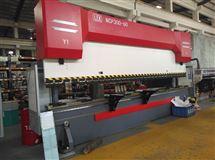 NCP300-60-300吨电液伺服数控液压折弯机钣金剪板机械