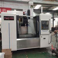 VMC855立式加工中心臺灣原裝線軌發那科系統