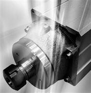 SLR系列-手动换刀电主轴-风冷-ER25/ER32