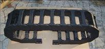65开料机穿线塑料工程塑料拖鏈价格