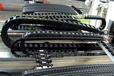 新威尼斯官方网址_雕刻机穿线电缆塑料拖链