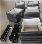 耐磨風琴式防油伸縮導軌防護罩