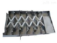 屋脊型不锈钢板伸缩式防护罩