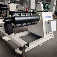 冷轧钢板放卷机 全自动液压开卷机加支撑