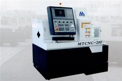 CNC-20F瑞士型走心式车床