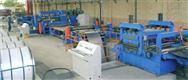 薄板高速数控开卷、校平、剪切、码垛生产线