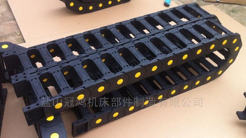 北京机床穿线电缆拖链坦克链