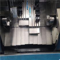 大连机床大型卧式加工中心钢板防护板