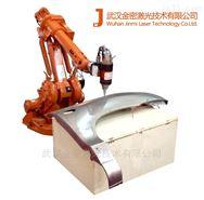 汽車配件不銹鋼汽車排氣管三維激光焊接機