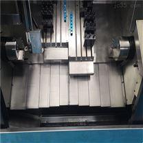 黄山皖南机床WN600数控铣床导轨钢板防护罩