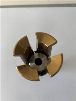 臺灣原產主軸拉刀爪BT40四瓣爪(外螺紋)