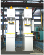 YZC30-25单柱液压机