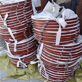 自定合肥水泥罐車卸料帆布伸縮布袋