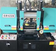 供应角度锯金属龙门卧式gb4235液压带锯床